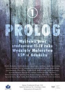 plakat prolog