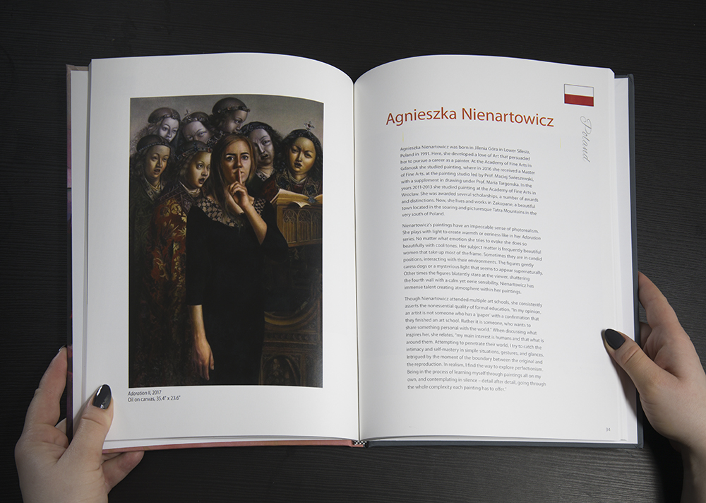 00ca771ec136cd Catalog of the exhibition  The 2nd International Figurative Biennale